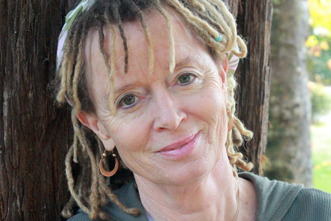 Anne Lamott on writing Shitty First Drafts